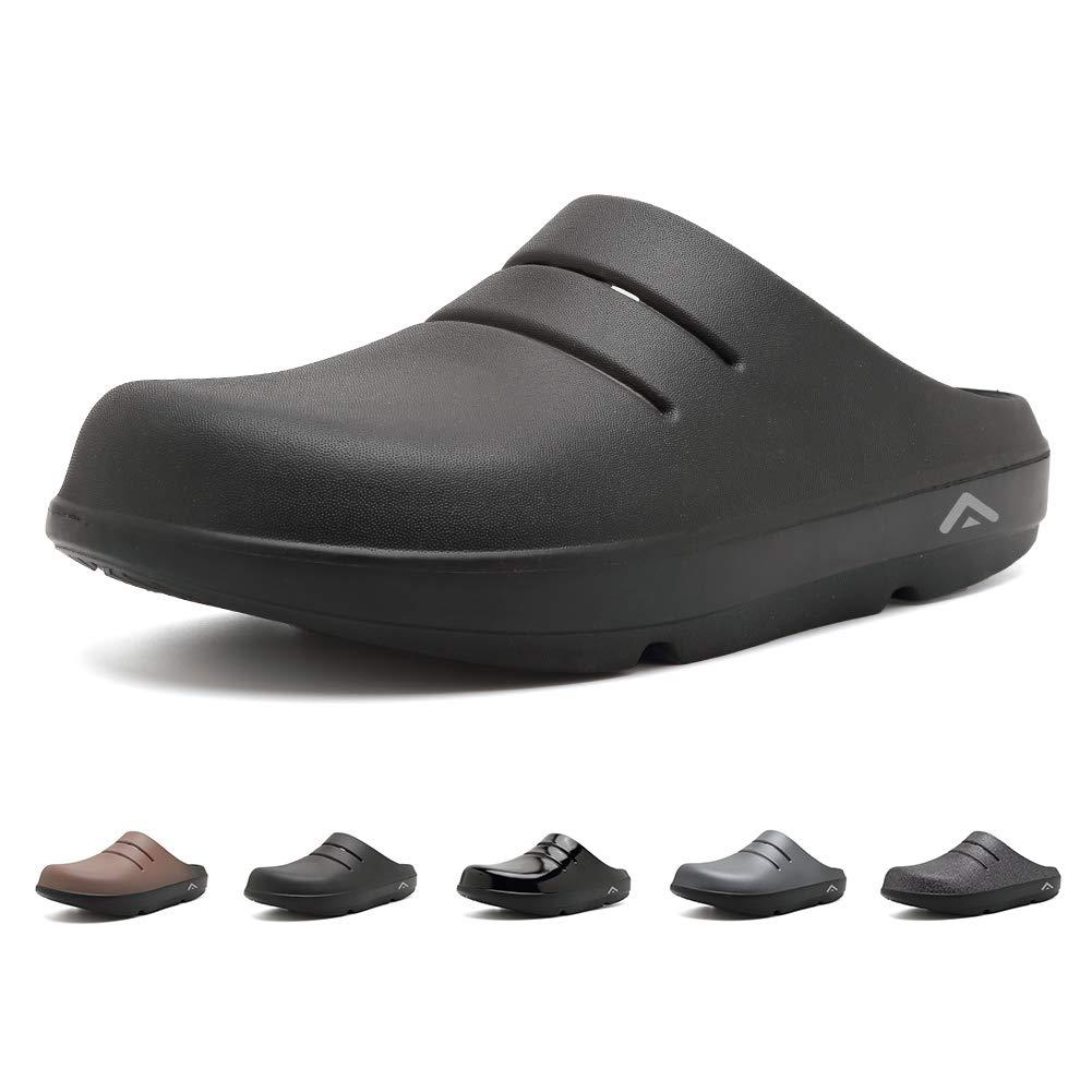 男女凉鞋足弓支撑恢复拖鞋运动洞鞋超软**缓解滑梯