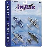 InAir 压铸 World War II Warbirds