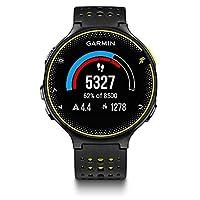 GARMIN 佳明 Forerunner235 L 黑黄色 光电心率GPS跑步运动智能健康监测腕表