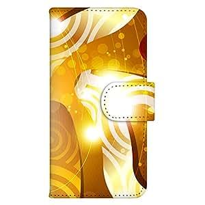 智能手机壳 手册式 对应全部机型 印刷手册 wn-092top 套 手册 霓虹效果 光 浅色 浅色 UV印刷 壳WN-PR185084-M HTC Desire HD 001HT 图案C