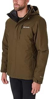 Columbia 哥倫比亞 男士 Element Blocker 夾克,帶可拆卸內襯
