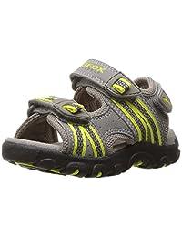 Geox 健乐士 STRADA 男童 沙滩鞋 J4224A0CE14