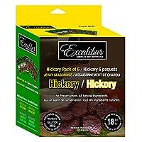 Excalibur JS6-H Hickory Jerky 混合季节,6件装