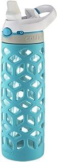 Contigo 20盎司亚什兰玻璃 autospout 水瓶