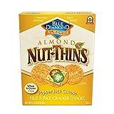 蓝色钻石杏仁 nut-thins