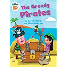The Greedy Pirates (Tiddlers Book 24) (English Edition)
