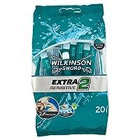Wilkinson Sword Extra 2 Precision 男士一次性剃须刀
