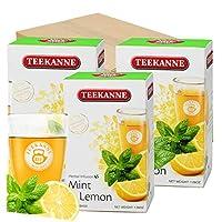 1箱 TEEKANNE德康纳 薄荷柠檬花草茶饮 30g/盒*10 德国原装进口