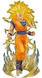 """Bandai Tamashii Nations """"Dragon Ball Z"""" Figuarts Zero Super Saiyan 3 Son Goku Action Figure"""