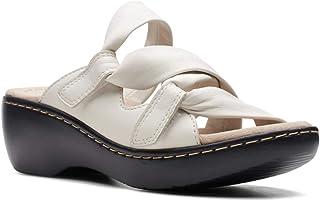 CLARKS Delana Curve 女式凉鞋