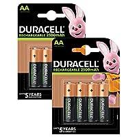 Duracell 金霸王 Ultra Power 碱性电池5008518 Gr??e AA Ultra - 2500 mAh 8 Stück