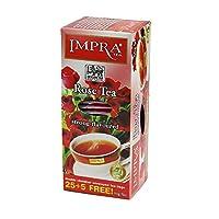 Impra英伯伦玫瑰味红茶2g*25袋+5袋(斯里兰卡进口)