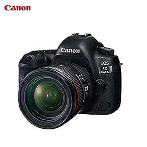 佳能 Canon EOS 5D Mark IV(EF 24-70mm f/4L IS) 佳能5D4(24-70 F4)单反套机附送Aisying单反包一个