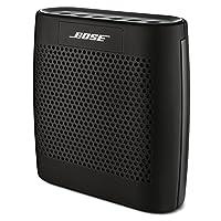 Bose SoundLink 彩色蓝牙扬声器(黑色)627840-1110 Bluetooth Speaker ONLY 蓝牙扬声器