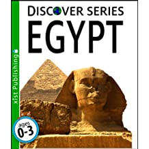 Egypt (Discover Series) (English Edition)