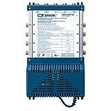 Spaun SMS NF 紧凑多开关轻类 双 1 卫星,HDTV,4K,3D均适用 8 TN 4040326424629