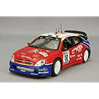 Ixo Model RAM120 CITROEN XSARA WRC N.18 2003 1:43 Auto Rally