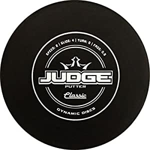 Dynamic Discs Classic Hard Judge (Colors will Vary)