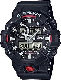 【跨境自营】G SHOCK-Casio 卡西欧 石英男士手表 GA-700-1ADR(包邮包税)