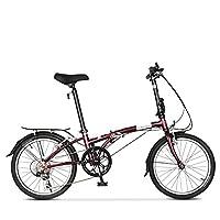 DAHON大行 通勤款20寸6速折叠休闲自行车 HAT060