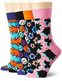 Happy Socks 节日礼品盒(4 双)