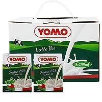 Yomo 优睦 全脂牛奶 家庭装200ml*9(意大利进口)(特卖)