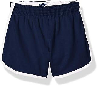 Soffe 女童带装饰的大短裤