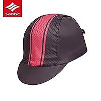 Santic森地客 17款春夏户外骑行遮阳帽防晒防紫外线帽子男女 途安