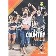 Zumba Country 舞蹈健身音乐锻炼 DVD