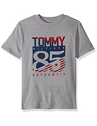 Tommy Hilfiger Big Boys' 85 Graphic Tee