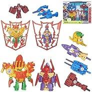 Transformers Robots in Disguise Mini-Con 4 只裝武器俱樂部沖擊劍爪武器器
