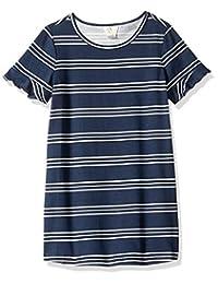 Roxy 女童 Little Second Sun T 恤连衣裙