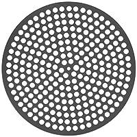 Lloyd Pans Lloyd 平底锅 10 英寸(约 25.4 厘米),预调 PSTK 穿孔披萨 U Pizz Quik 盘,深灰色