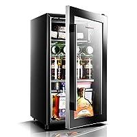 凡萨帝/Fasato BC-95 冰吧 冷藏柜 酒柜 冷藏柜 保鲜柜 冰箱 展示柜 茶叶柜 家用饮料柜