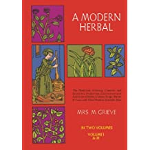 A Modern Herbal, Vol. I (English Edition)