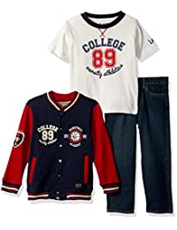 Lee Boys' 3pc Fleece Pant Sets