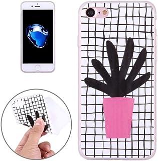 alsatek TPU 保护壳,适用于 iPhone 7 花盆 粉色