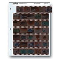 打印文件 35-7B4 档案存储,适用于 35mm 负极 25 个装