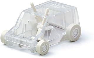 MIDORI 桌面清洁小车 一代透明