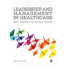 Leadership and Management in Healthcare (English Edition)
