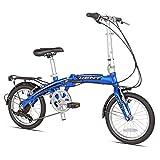 Kent Aluminm 7 速折叠自行车,16 英寸