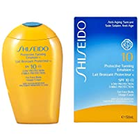 Protective Tanning Emulsion N SPF 10 (For Face & Body)-150ml/5oz