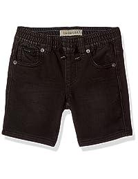 Calvin Klein 男童小针织牛仔短裤