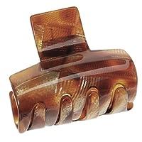 FRANCE LUXE 美国品牌 经典圆弧齿抓夹 10027-42-00