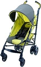 chicco 智高 Liteway乐维可折叠婴儿轻便推车(绿色) (适合0-3岁宝宝 可拆卸座套 防滑把手 万向前轮 5点式安全带)