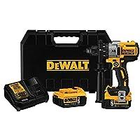 DEWALT DCD991P2 20V MAX XR 锂离子无刷三速钻/司机套装 DCD991P2