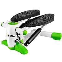 踏步机家用静音扭腰减肥绿白