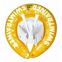 FREDS SWIM ACADEMY 游泳训练器游泳辅助 黄色 Classic gelb (20-36kg)