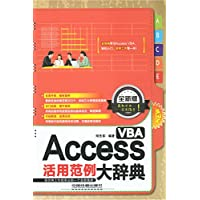 Access VBA活用范例大辞典(附CD光盘)