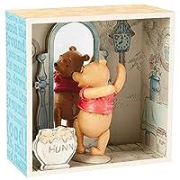 Hallmark Winnie the Pooh Exercise Time Shadow Box